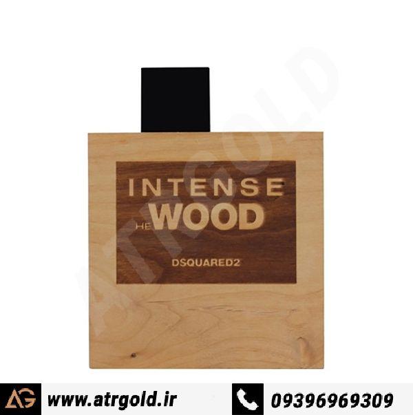 ادو تویلت مردانه دیسکوارد2 Intense He Wood حجم 100ml
