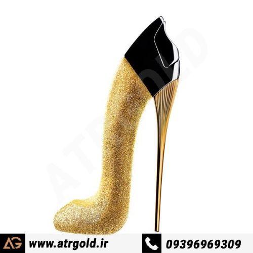 ادو پرفیوم زنانه کارولینا هررا مدل Good Girl Glorious Gold Collector حجم 80 میلی لیتر