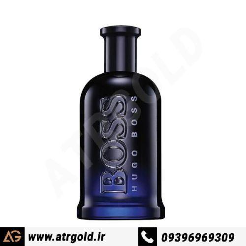 ادو تویلت مردانه هوگو باس مدل Boss Bottled Night حجم 100 میلی لیتر