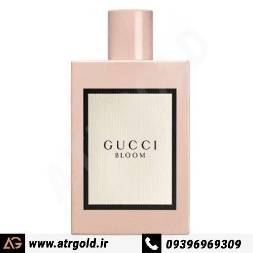 ادو تویلت زنانه گوچی مدل Bloom Gocce di Fiori حجم 100 میلی لیتر