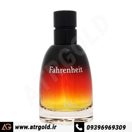 پرفیوم مردانه دیور مدل Fahrenheit Le Parfum حجم 75 میلی لیتر