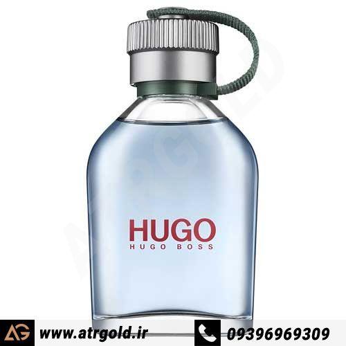 ادو تویلت مردانه هوگو باس مدل Hugo Man حجم 200 میلی لیتر