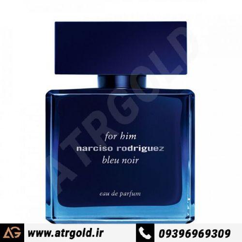 ادو پرفیوم مردانه نارسیسو رودریگز مدل Narciso Rodriguez for Him Bleu Noir حجم 100 میلی لیتر