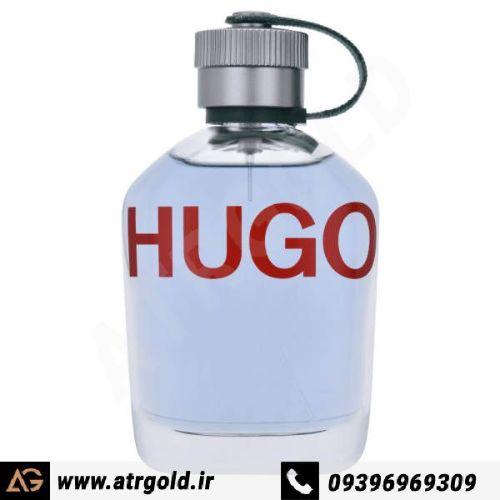 ادو تویلت مردانه هوگو باس مدل Hugo Man حجم 125 میلی لیتر