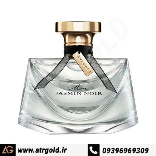 ادو پرفیوم زنانه بولگاری مدل Mon Jasmin Noir حجم 75 میلی لیتر