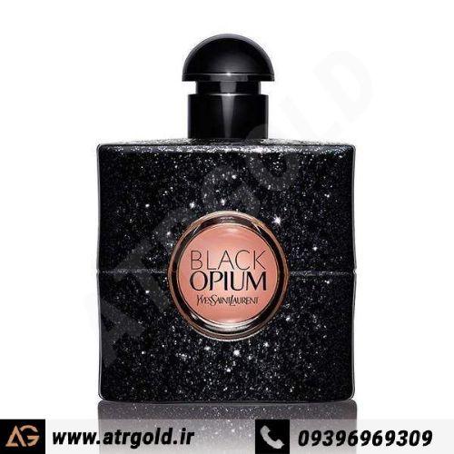 ادو پرفیوم زنانه ایو سن لوران مدل Black Opium