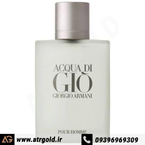 ادو تویلت مردانه جورجیو آرمانی مدل Acqua di Gio حجم 200 میلی لیتر