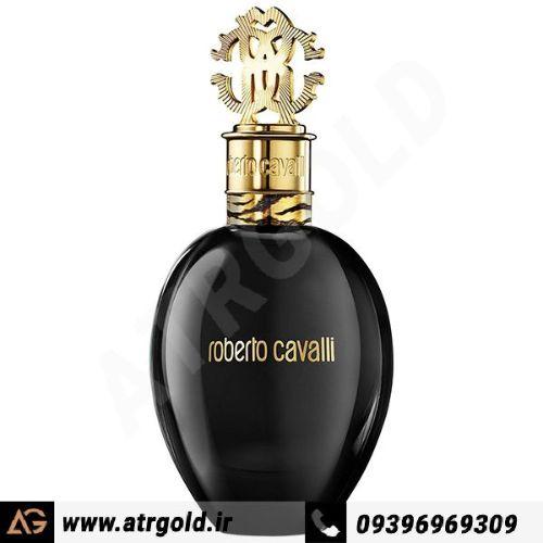 ادو پرفیوم زنانه روبرتو کاوالی مدل Roberto Cavalli Nero Assoluto