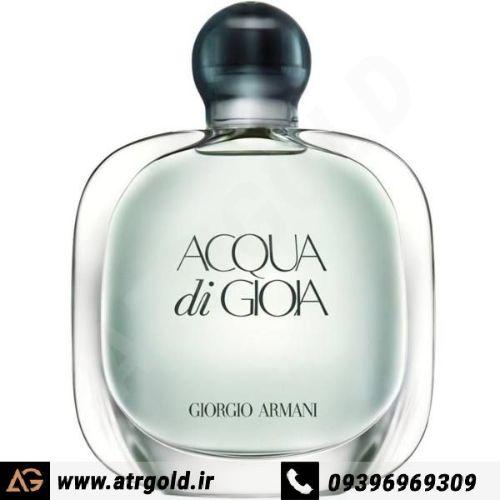 ادو پرفیوم زنانه جورجیو آرمانی مدل Acqua di Gioia حجم 100 میلی لیتر