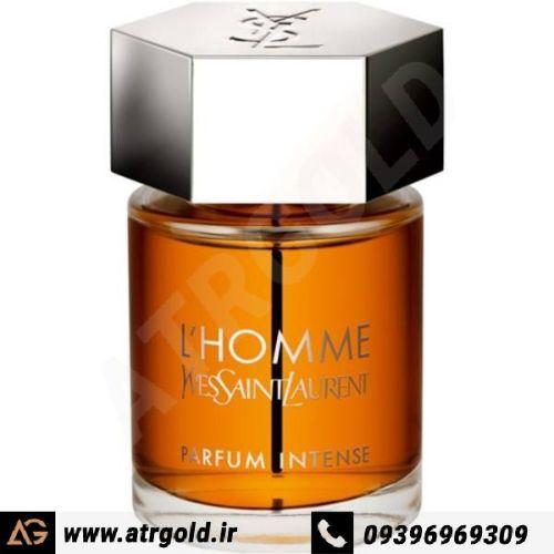 ادو پرفیوم مردانه ایو سن لوران مدل L'Homme Parfum Intense حجم 100 میلی لیتر